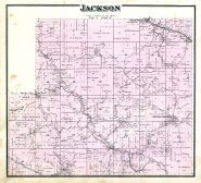 Jackson Township, Jackson County 1875